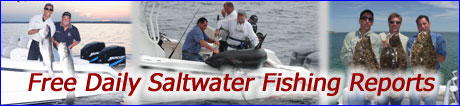 Charter Fishing Reports
