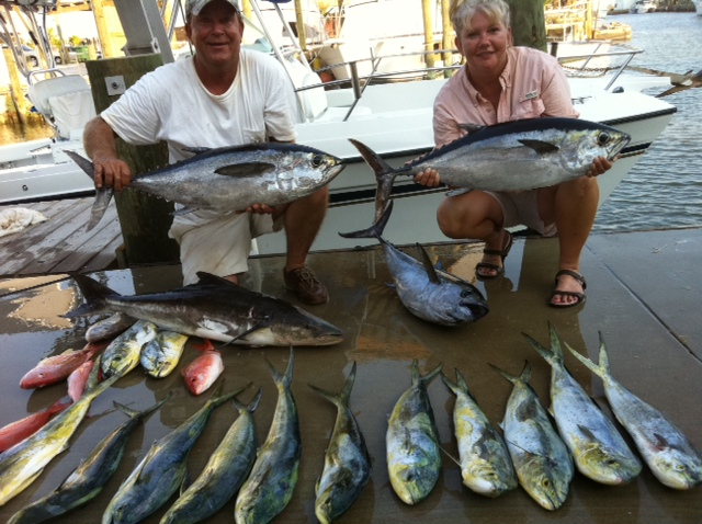 Southeast fishing report black fin tuna freeport texas for Southeast florida fishing report