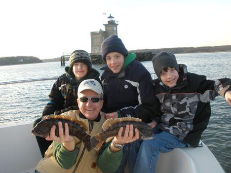 North shore fishing report the mandrona crew from for North shore fishing report