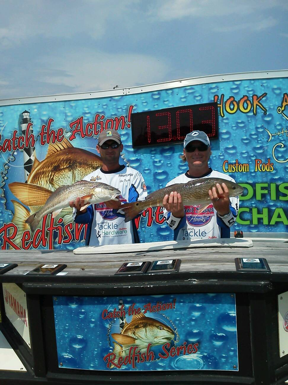 Southeast fishing report topwater redfish action in for Southeast florida fishing report