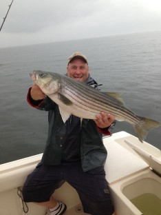 Mike showing off a Beauty Striper !!!