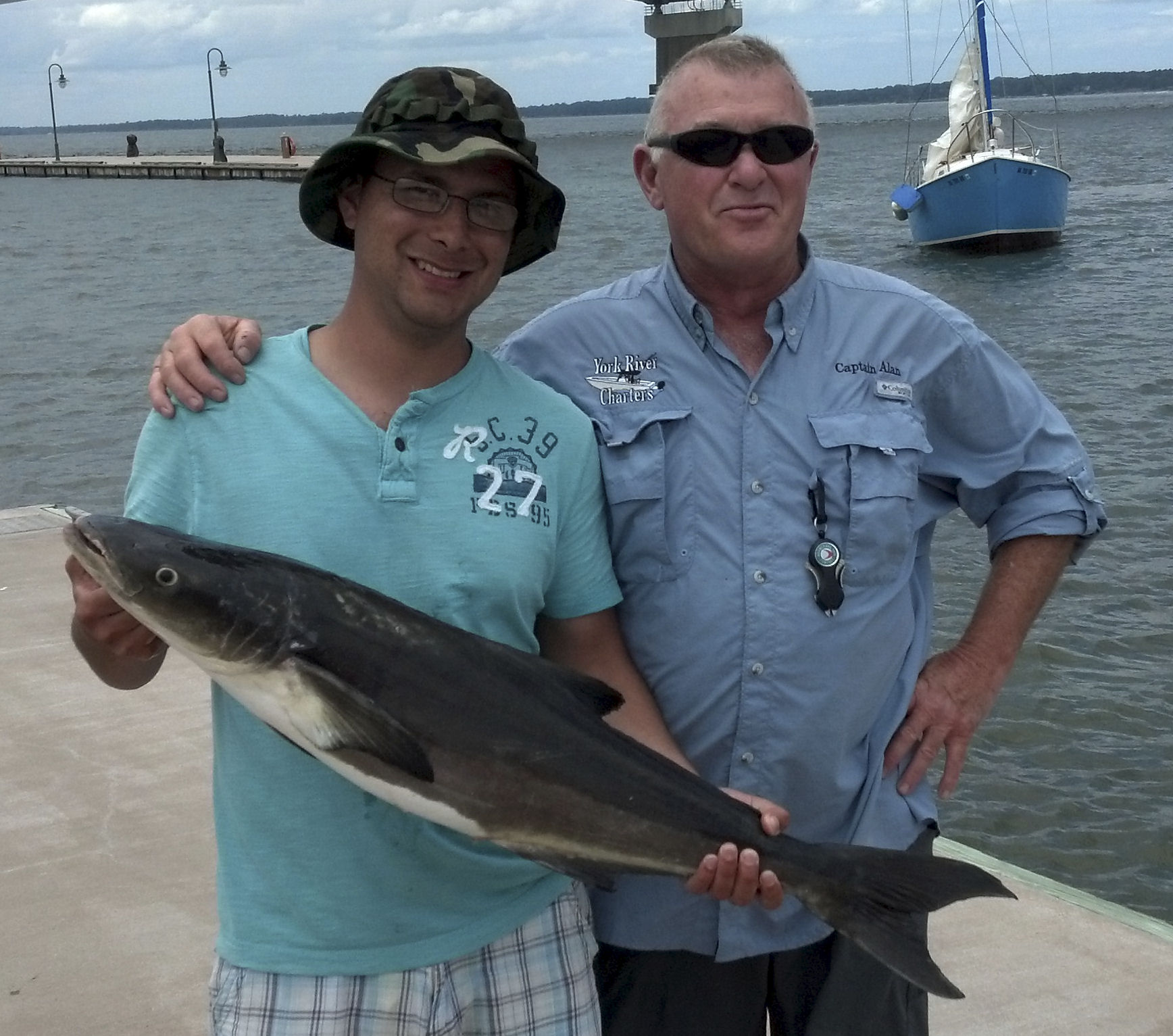 Fishing report michaelcobiame for Middle chesapeake bay fishing report