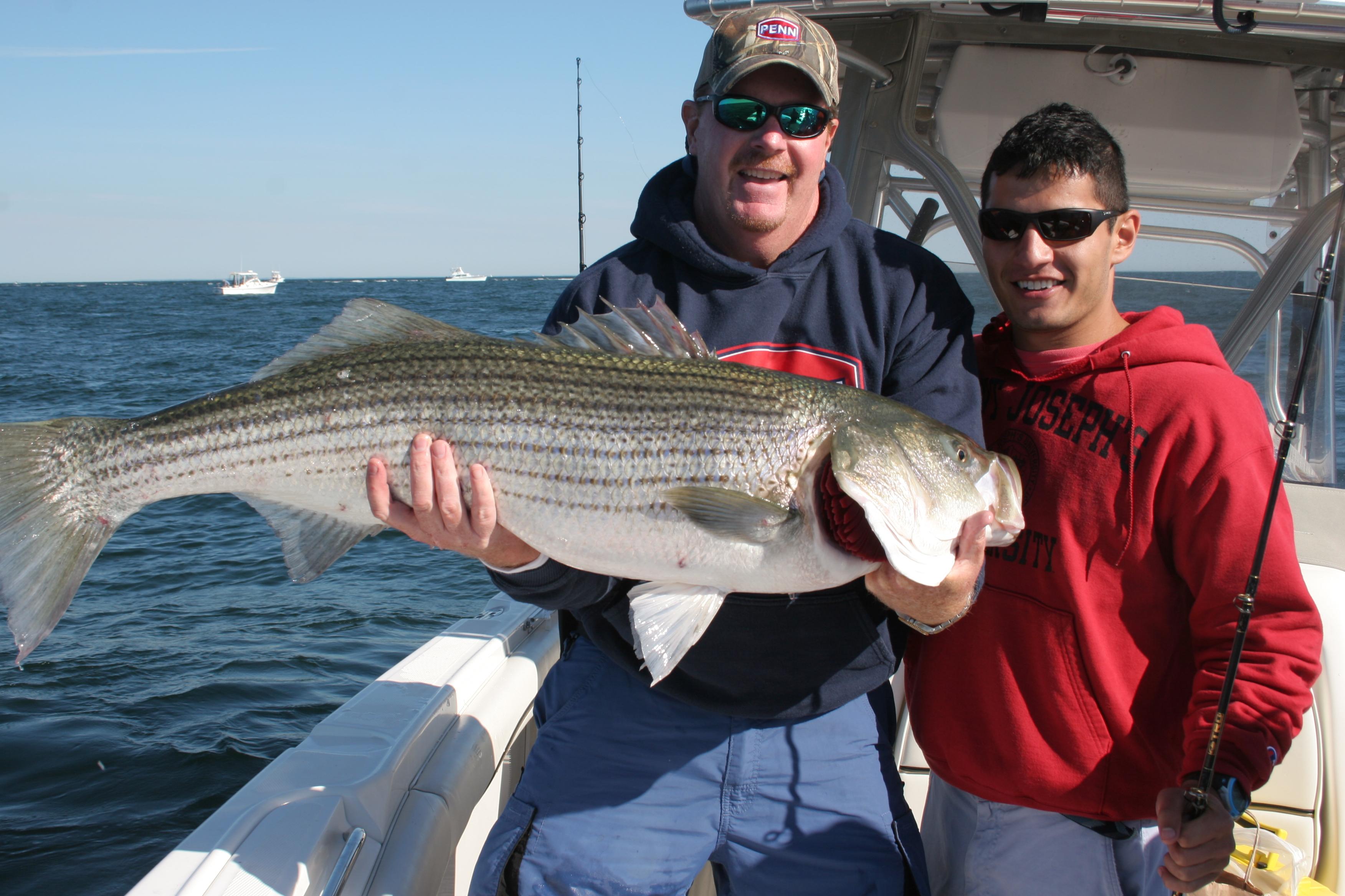 Atlantic highlands fishing report nj stripers and for Atlantic highlands fishing report
