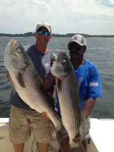 Skip and Don with Big Bass !!!