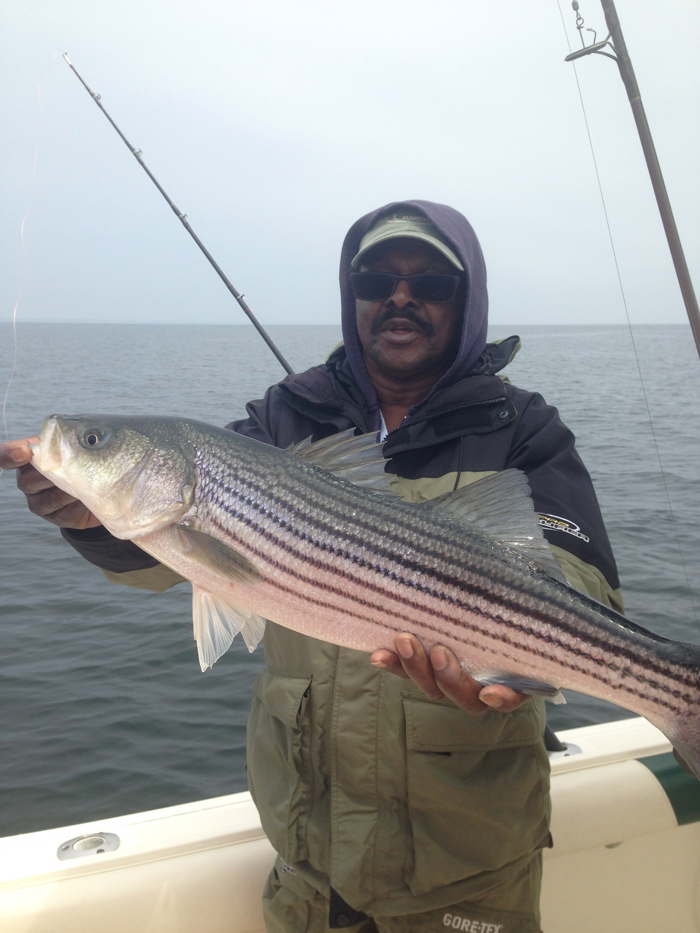 New york fishing report the 2015 fishing season is for Nys fishing seasons
