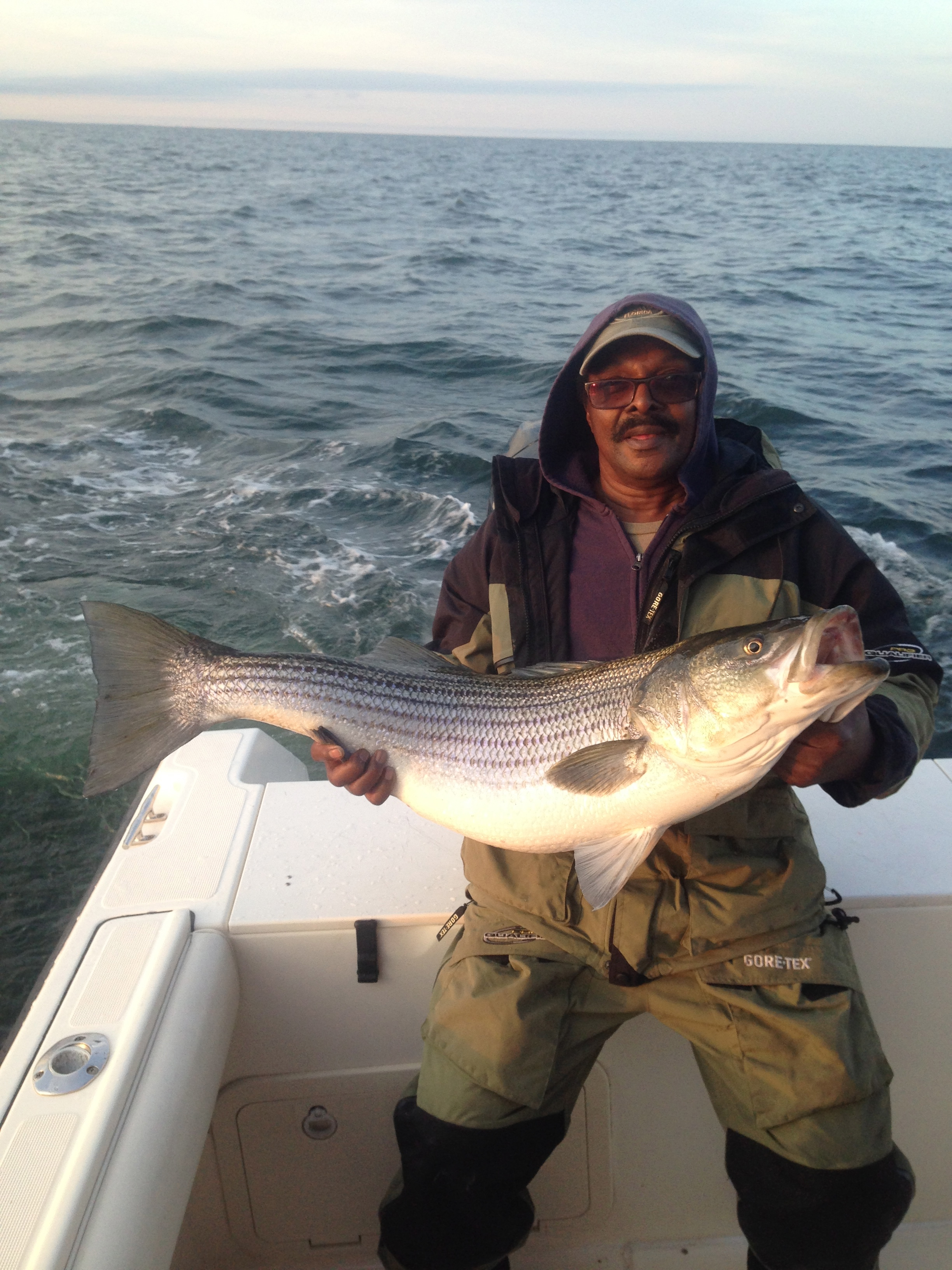 New york fishing report the 2016 season is only a few for Nys fishing seasons